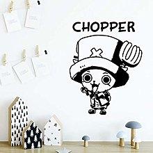 Creative Kitchen Knife Cartoon Offer Family Wall
