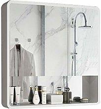 Creative LDF Bathroom Wall Cabinet Wall Mounted