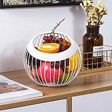 Creative Nordic Fruit Metal Storage Basket