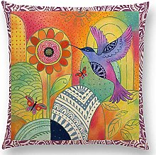Creative Patterned Soft Cushion Covers