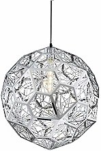Creative Pendant Lamp Stainless Steel E27