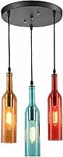 Creative Pendant Light LED E27 Colourful