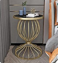 Creative Side Table Marble Coffee Table Living