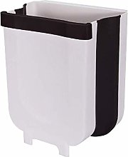 Creative Trash Bin Folding Waste Bins Kitchen