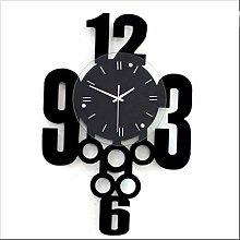 Creative Wall Clock / Home DIY Decorative Watch /