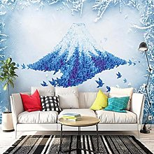 Creative Wall Murals Sofa TV Background 3D Mural
