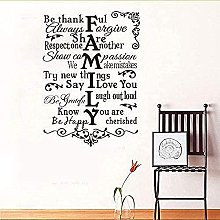 Creative Wall Stickers Say I Love You Kids Rooms