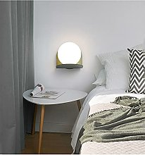 Creativity Bedroom Macaron 300°Rotatable Plug in