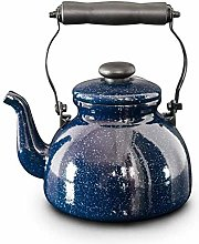Creativity Herbal Teapot Enamel Enamel Pot 2L
