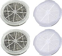Creely 2 HEPA Filter + 2 Aroma Filter Replacement