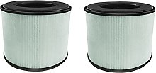 Creely 2-Pack Upgraded BS-08 3-In-1 Filter