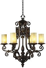Creeve 6-Light Candle-Style Chandelier Astoria