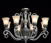 Creeve 8 Light Bell Chandelier Astoria Grand