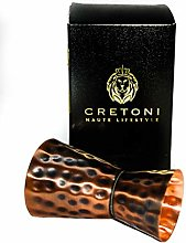 Cretoni Copperlin Pure Copper Antique Hammered