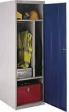 Crew Locker, Red, Free Standard Delivery