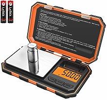 Criacr Digital Mini Scale, Precision Pocket Scales