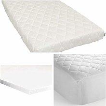 Crib Mattress Waterproof Premium Quality Next to