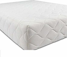 Crib Mattress with Waterproof Quilted Removable