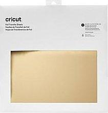 Cricut Transfer Foil Gold 12X12 (8) Emea