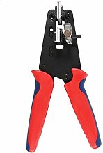 Crimping Pliers Cable Stripper Insulated Wire