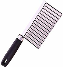 Crinkle Cutting Tool, Vegetable French Fry Slicer