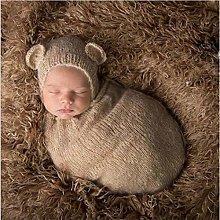Crochet Soft Baby Sleeping Bag Newborn Sleep Sack