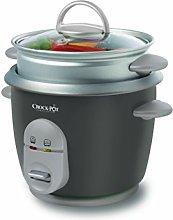 Crock-Pot 0.6 L Rice Cooker - Grey