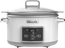 Crock-Pot 5 L Duraceramic Saute Slow Cooker