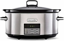 Crock Pot 7.5L Digital Slow Cooker CSC063 UK Plug