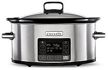 Crock-Pot Crock-Pot Timeselect 5.6L Digital Slow