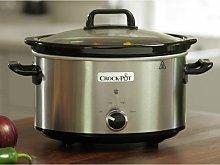 Crock-Pot CSC025X 210W 3.5L Stainless steel slow