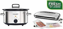 Crock-Pot CSC032 Stainless Steel Slow Cooker, 3.5