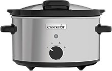 Crock-Pot CSC044 3.5L Stainless Steel Slow Cooker
