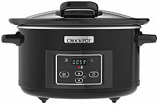 Crock-Pot CSC052X Digital Slow Cooker with Hinged
