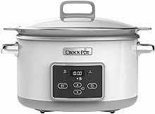 Crock-Pot DuraCeramic Digital Saute Slow Cooker
