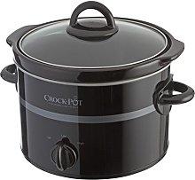 Crock-Pot SCCPQK5052B 2.4L Slow Cooker Black 210