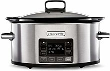 Crock-Pot TimeSelect Digital Slow Cooker |