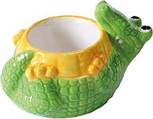 Crockery Critters Crocodile Egg Cup from