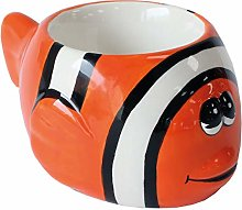 Crockery Critters Egg Cup - Clown Fish from