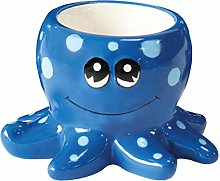 Crockery Critters Egg Cup - Octopus from