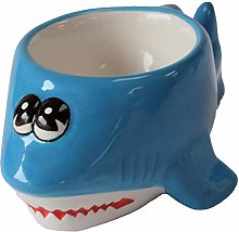 Crockery Critters Egg Cup - Shark from Deluxebase.