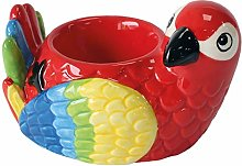 Crockery Critters Parrot Egg Cup from Deluxebase.