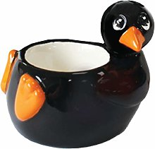 Crockery Critters Penguin Egg Cup from Deluxebase.
