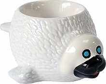 Crockery Critters Seal Egg Cup from Deluxebase.