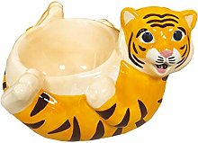 Crockery Critters Tiger Egg Cup from Deluxebase.