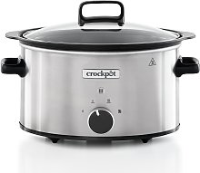 Crockpot 3.5L Sizzle and Stew Slow Cooker -