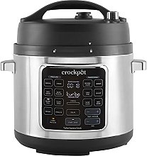 Crockpot Turbo Express Pressure Multicooker |