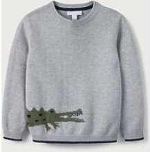 Crocodile Jumper (1-6yrs), Grey, 2-3yrs