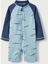 Crocodile Surf Suit, Multi, 12-18mths