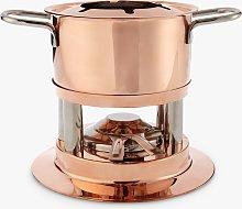 Croft Collection Copper Fondue Set